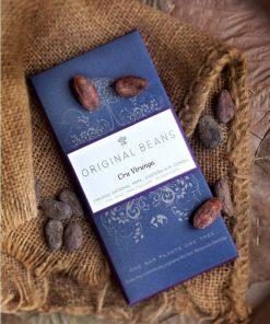 Original Beans Cru Virunga, Congo 70%, Eko och Fair