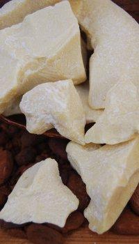 Rått kakaosmör