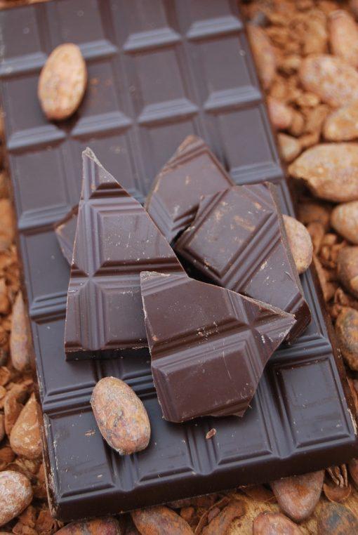 Blanxart mörk chokladkaka 72%, 100g, dominikanska republiken.