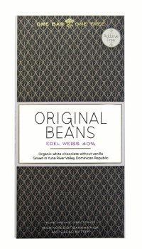 Original Beans Edel Weiss Chokladkaka