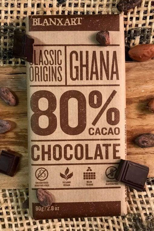 Ghana 80%,