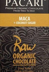 Råchokladkaka med Maca 70%