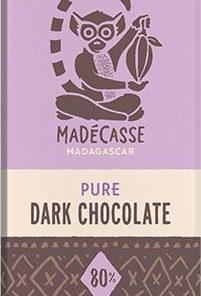 Mörk Chokladkaka 80%,