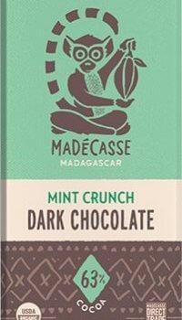 Mint Crunch 63%,