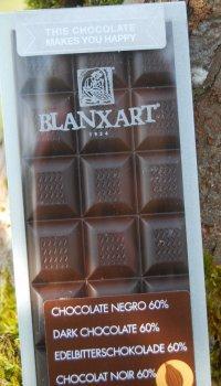 Mörk choklad, 60%