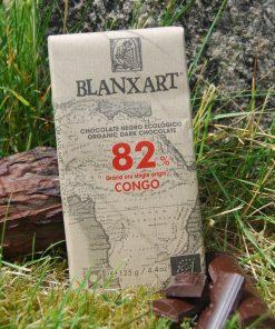 Chokladkaka Congo 82%,