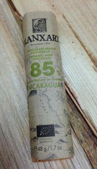 Blanxart mörk choklad Nicaragua 85% minibar 48g
