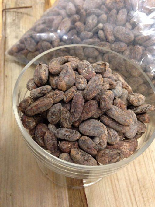 Blanxart hela råa kakaobönor Ghana 90 g
