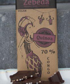 med Quinoa,