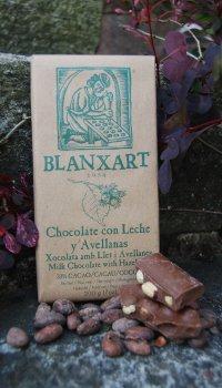 Mjölkchokladkaka Hasselnötter,