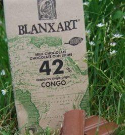 Congo 42%,