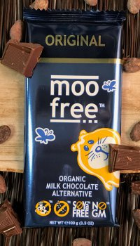 mjölkfri mjölkchokladkaka Original