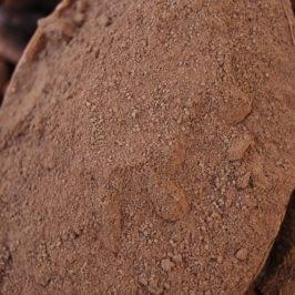 Rått kakaopulver