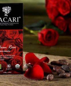 Pacari Choklad Andean Rose
