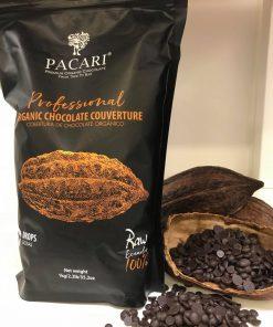 Rå Kakaomassa drops
