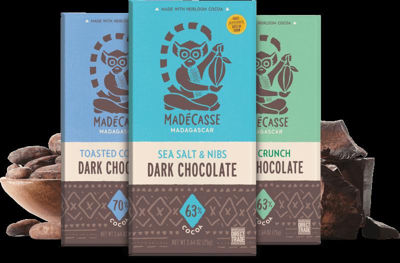 Madecasse Choklad