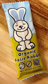 Rosie Rabbit, mjölkfri mjölkchoklad