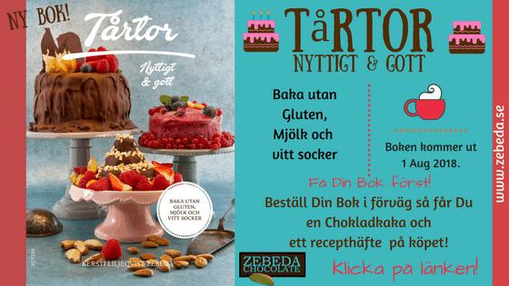 Bok Tårtor Nyttigt och gott