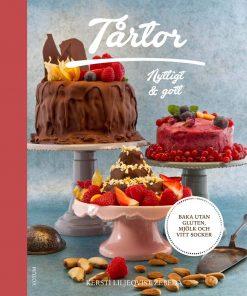 Bok Tårtor Nyttigt & Gott