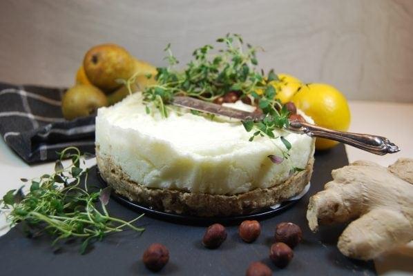Tårta Päron Zebeda Chocolate