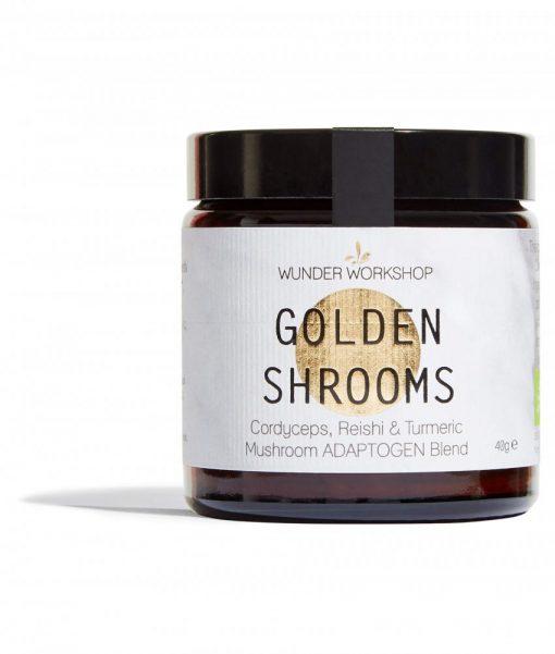 Gurkmeja Golden Shrooms