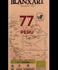 Blanxart Peru 77% 125g