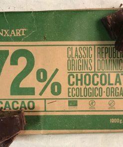 Bakchoklad mörk 72%