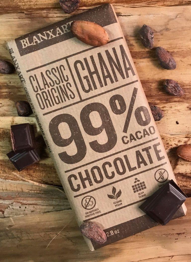 Ghana 99%