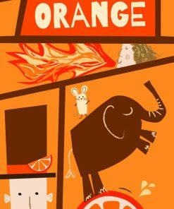 MooFree minibar Apelsin
