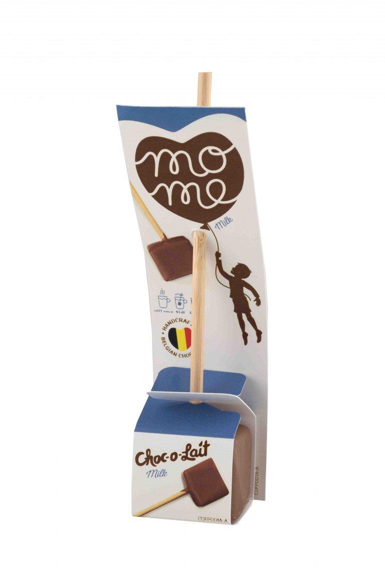 mjölkchokladtryffel