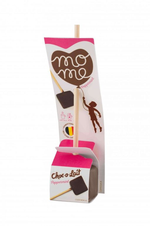 Drickchokladsticka Pepparmint