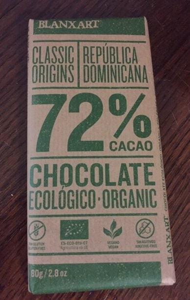 Mörk Chokladkaka Dominikanska Rep