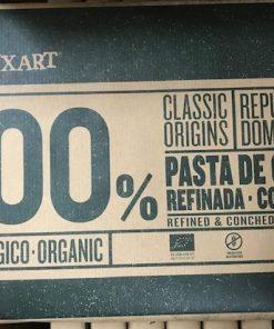 Blanxart Bakchoklad Mörk Dominikanska Rep 100%