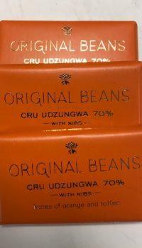 Original Beans minibar Cru Udzungwa 70%, Eko & Fair
