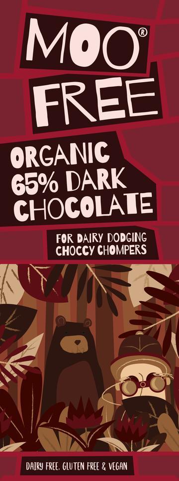 MooFree Premium Dark 65% Eko