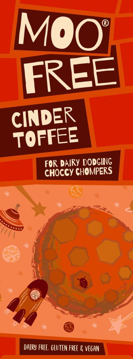 MooFree Cinder Toffee