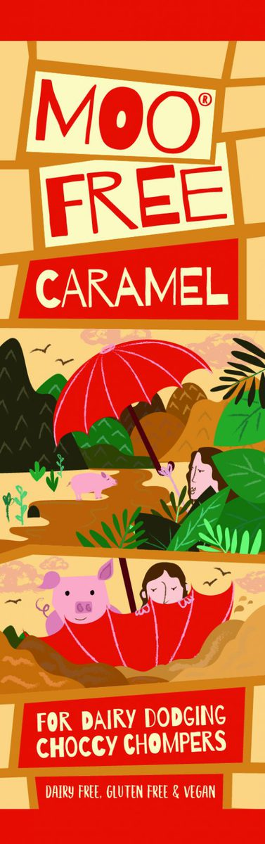 MooFree minibar karamell