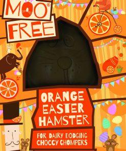 MooFree Påsk Hamster apelsin