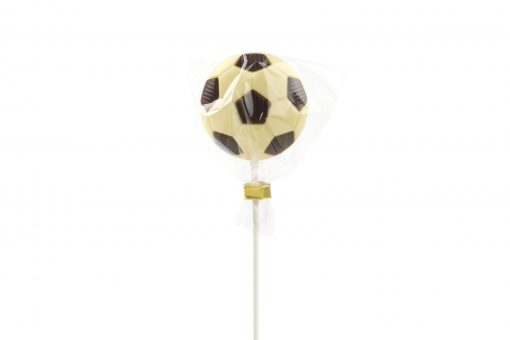 Zebeda Chokladklubba Vit Choklad Fotboll