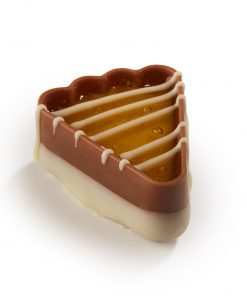 Zebeda Pralin Cake Slice Persika/Aprikos