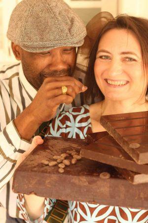 Zebeda Chocolate Kersti och Eric